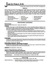 new grad nursing resume template best 25 nursing resume ideas on