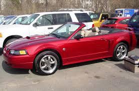 2001 Mustang Custom Interior 2001 2004 Ford Mustang Car Audio Profile