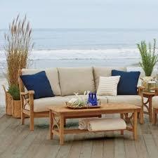 Teak Furniture Patio Teak Patio Furniture You U0027ll Love Wayfair