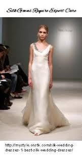 Silk Wedding Dresses The 25 Best Silk Wedding Gowns Ideas On Pinterest Silk Wedding