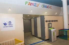 Dedicated Family Changing Rooms Picture Of Water Meadows Leisure - Family changing room