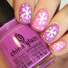 80 nail designs for short nails short nails snowflake nail