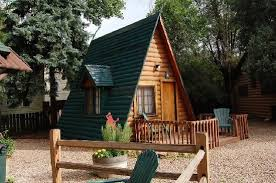 plans for small aframe timber lodge this a frame cabin sits