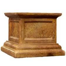 Greek Pedestal Garden Pedestals You U0027ll Love Wayfair