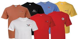 corvette apparel c5 c3 c4 c5 c6 corvette 1968 2013 embroidered logo t shirt corvette