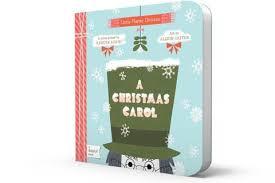 baby lit a christmas carol board book u2013 schoolhouse alley