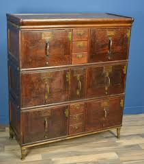 globe wernicke file cabinet antique oak globe wernicke stacking filing cabinet circa 1900 in
