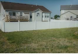 garden 4 foot vinyl fence u2014 bitdigest design find good quality 4