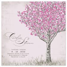 cherry blossom wedding invitations wedding invitations cherry blossom bliss at minted