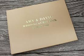 wedding guest books archives bespoke album company