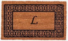 Holiday Doormat Large Sized Mats Doormats Welcome Mats Custom Coco Coir