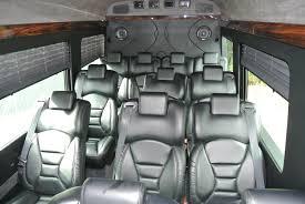 Luxury Van Rental In Atlanta Ga Executive Van