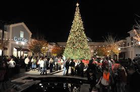 christmas tree lighting bridge street huntsville al bridge street town centre in huntsville will kick off holiday season