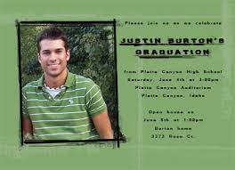 high school graduation invites another idea graduation ideas high school