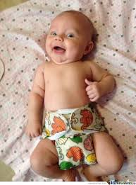 Thumbs Up Meme - thumbs up for my fresh diaper by ibr25 meme center