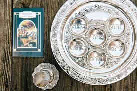 messianic seder plate passover chosen ministries
