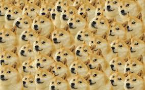 Wallpaper Memes - doge pattern wallpaper meme wallpapers 27481