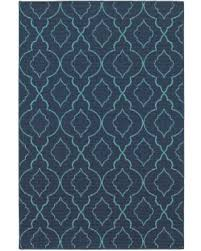deal alert style haven stylehaven lattice navy blue indoor