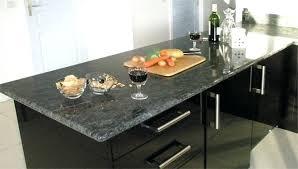 cuisine marbre noir plan de travail cuisine marbre plan de travail en granit silver