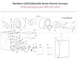 nordyne gas wiring diagram intertherm furnace parts diagram