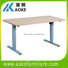 Kids Adjustable Desk by Aoke Ak2rt Rs2 Electric Adjustable Standing Desk China