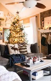 Home Decor Tree Cozy Christmas Home Decor Mountain Modern Life