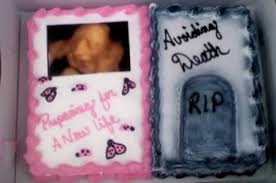 cakes for baby showers 12 creepiest baby shower cakes baby shower cakes creepy cakes oddee