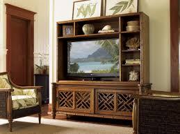 island estate nevis media console lexington home brands