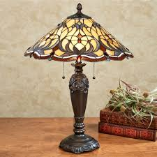 stained glass table lamps lighting and ceiling fans