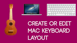 ukulele keyboard tutorial mac tutorials 16 create or edit the keyboard layout of mac youtube