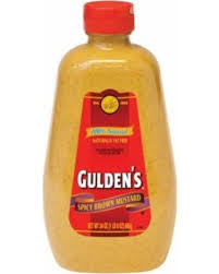 kosciusko mustard deals on gulden s spicy brown mustard 24 oz bottle