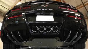 2014 corvette exhaust c7 corvette stingray z06 2014 borla rear exhaust diffuser