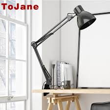 Swing Arm Desk Lamp With Clamp Online Get Cheap Arm Desk Lamp Aliexpress Com Alibaba Group