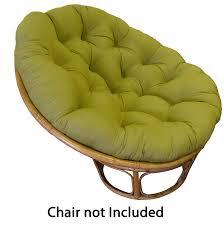 Papasan Chair Cover Papasan Chair Cushion Black Rattan Folding Papasan Chair With