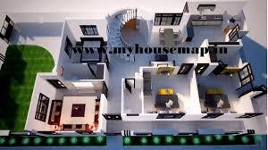 house map design 20 x 50 20x50 house design india youtube