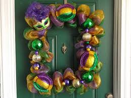 mardi gras deco mesh new orleans crafts by design mardi gras deco mesh picture frame