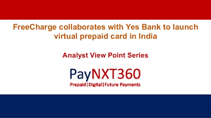 free prepaid cards free charge collaborates with yes bank to launch prepaid card