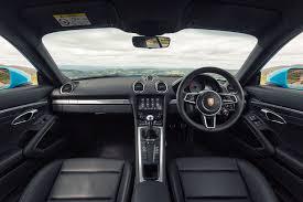 porsche cayenne interior 2017 porsche 718 cayman coupe review 2016 parkers