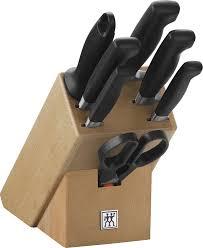 Zwilling Kitchen Knives Betterkitchen Eu Online Shop Buy Twin Four Star Ii Knife Block