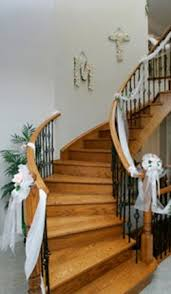 Stairs Decorations by 15 Best Decorations Images On Pinterest Wedding Stairs Marriage