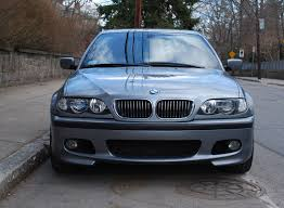2004 bmw 330i zhp 2004 330i dinan zhp sedan silver gray navigation 6 speed black