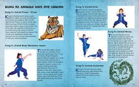 sample pages from the kung fu animal power student guide have been