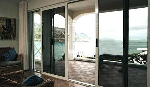 Secure Sliding Patio Door Sliding Patio Door Screen Superb Sliding Door Repair On Security