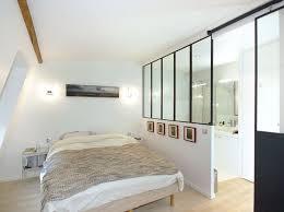 salle de bain dans chambre sous comble suite parentale sous les combles awesome suite parentale avec