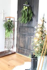Modern Christmas Home Decor by Modern Farmhouse Christmas Home Tour Chic California