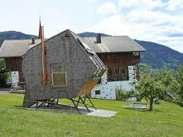 Renting A Tiny House Modern Tiny House Rental Sits Like A U F O In The Austrian Alps