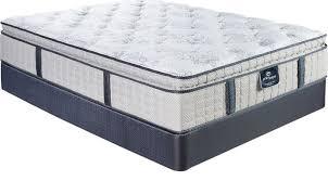 perfect sleeper largo vista queen mattress set pillowtop