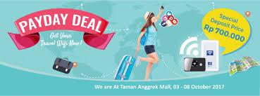 Harga Sepatu Wakai Taman Anggrek paydaydeal oktober di world travel expo 2017 atrium mall taman