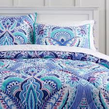 Best 20 Girls Twin Bedding by Wonderful Kaleidoscope Comforter Sham Pbteen For Xl Twin Bedding