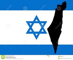 Flag Of Israel Map Of Israel Stock Vector Illustration Of Atlas Israeli 2209834